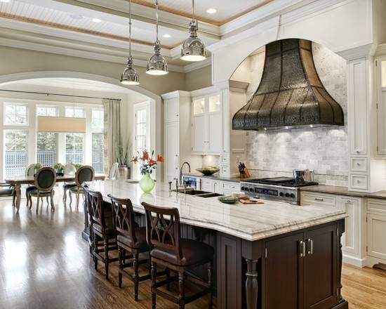 Traditional Kitchen Design Ideas Also Interior