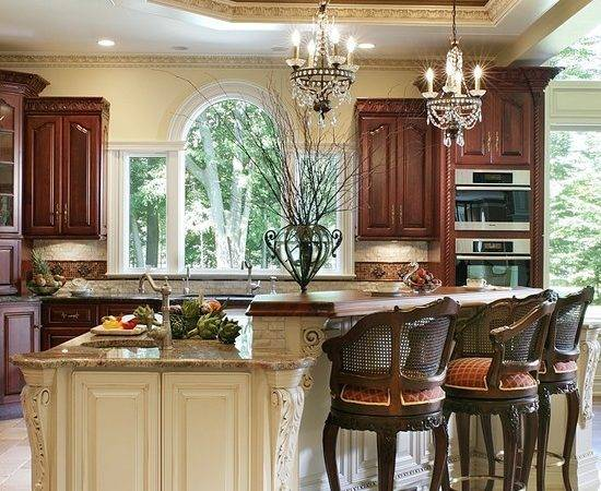 Traditional Meets Modern Kitchen Home Design Trends