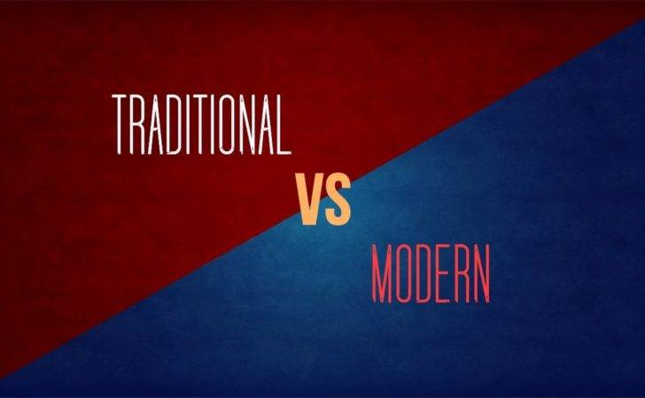 Traditional Modern Games Info Motion Graphic Vimeo