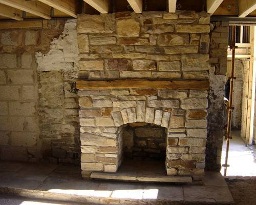 Traditional Stone Fireplaces Perfect Fireplace