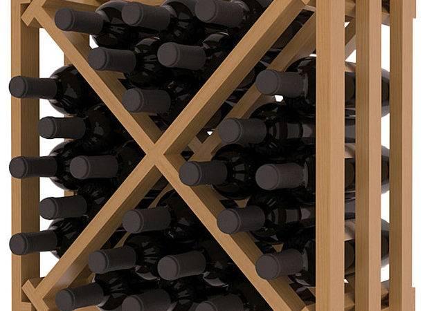 Traditional Wine Racks Salt Lake City America