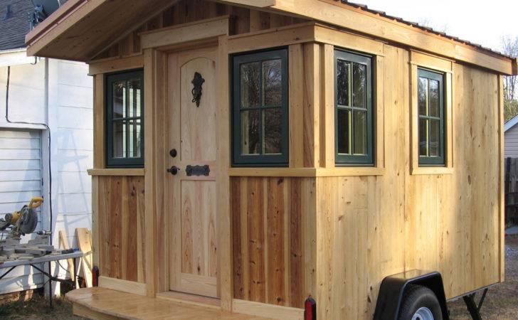 Traveling Carpenter Home Away Tiny House Swoon