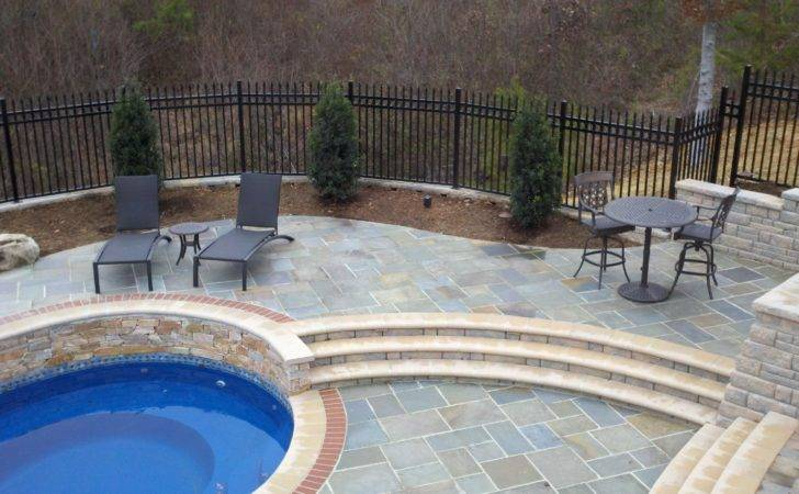 Travertine Pool Decks Ask Landscape Guy