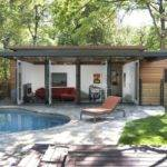 Travis Heights Guest House Modern Pool Austin Risinger