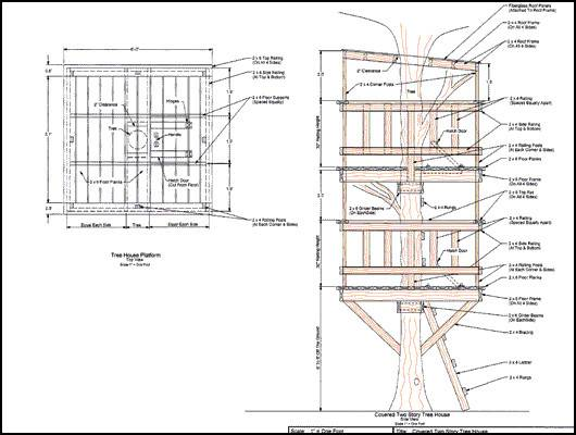 Tree House Designs Plans Adults Design Your Its