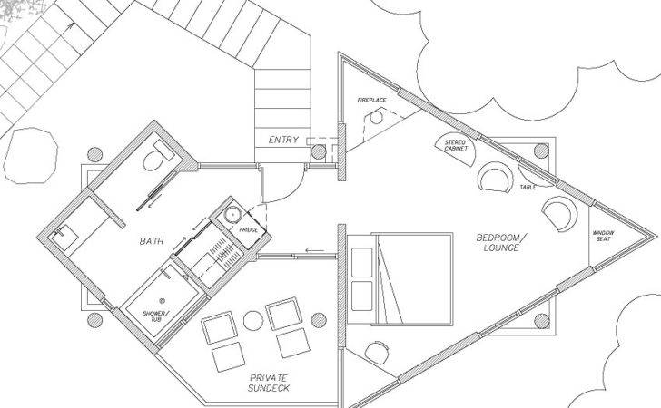 Tree House Floor Plan