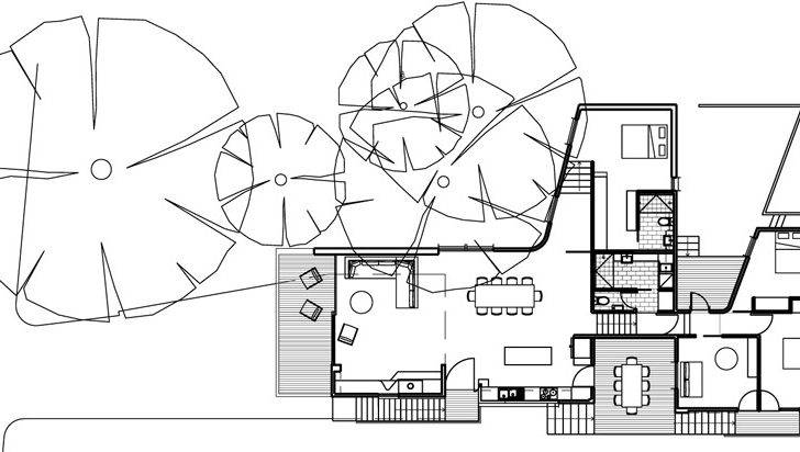 Tree House Floor Plans Adults Plan