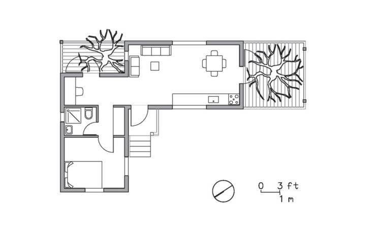 Tree House Floor Plans Adults Two Golany