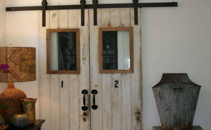 Trend Barn Doors Move Inside Home Hatch Design Public