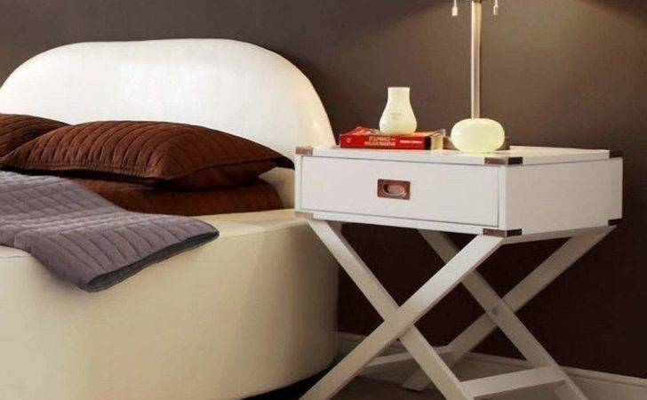 Trends Decorative Contemporary Bedside Tables