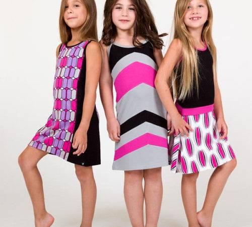 Trends Elegant Clothing Kids Trend Fashion