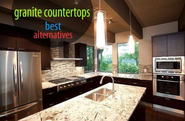 Trends Granite Counters Best Alternatives Countertops