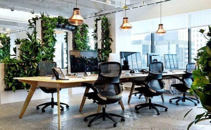 Trends Modern Office Design Workplace