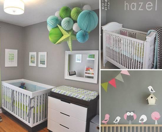 Trendy Gray Nursery Ideas Popsugar Moms