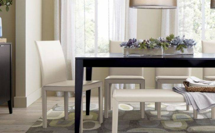 Triad Extension Dining Table Furniture Crate Barrel