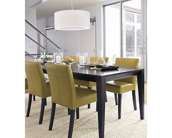 Triad Extension Dining Table Tables Crate Barrel