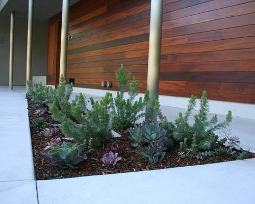 Triangle Garden Design Ideas Renovations Photos