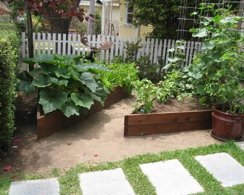 Triangular Garden Design Ideas Renovations Photos