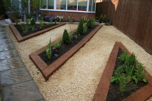 Triangular Shaped Garden Design Ideas Xcyyxh