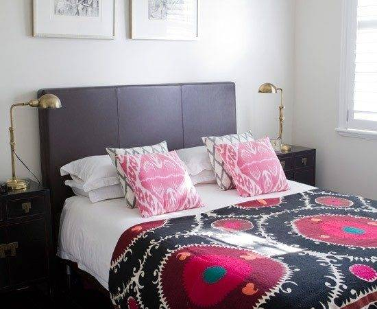 Tribal Bedroom Bed Coverings Small Give Some