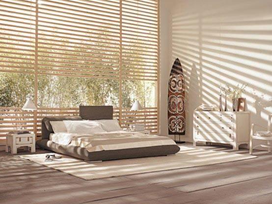 Tribal Bedroom Design