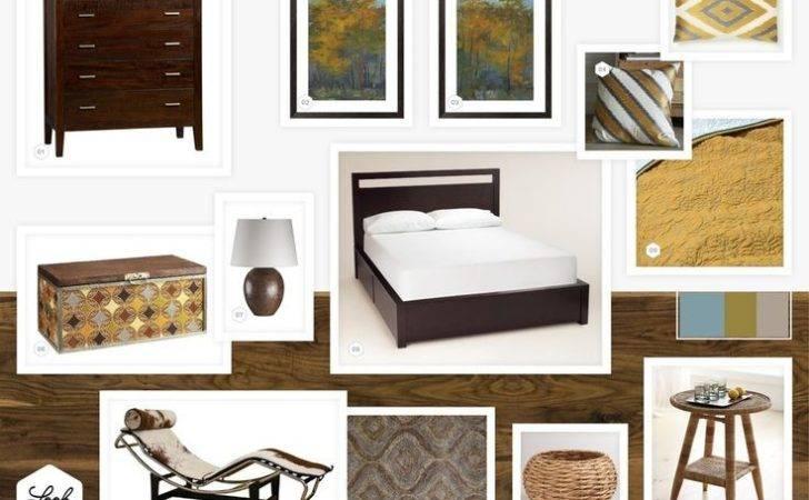 Tribal Inspired Bedroom Design Des
