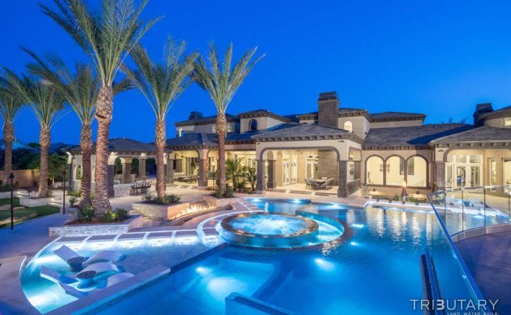 Tributary Pools Jeromey Naugle Ultimate Residential Resort Luxury Pool