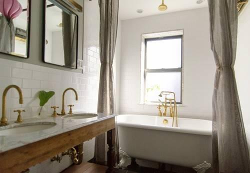 Tricks Get Luxurious Bathroom Less