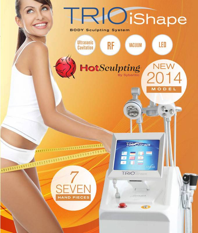 Trio Ishape Sybaritic