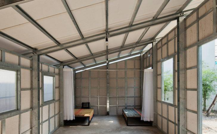 Trong Nghia Latest Low Cost House Stable Enough Withstand