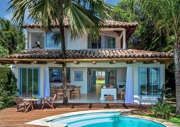 Tropical Beach House Favorite Designs
