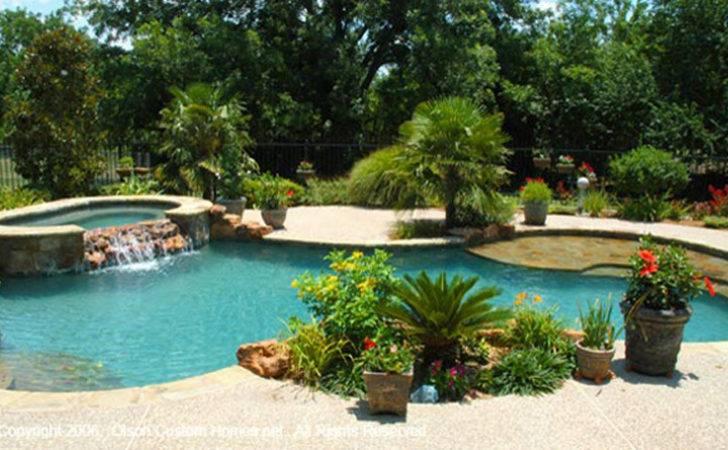 Tropical Dream Pools Builder Swimming Pool Pic Pin