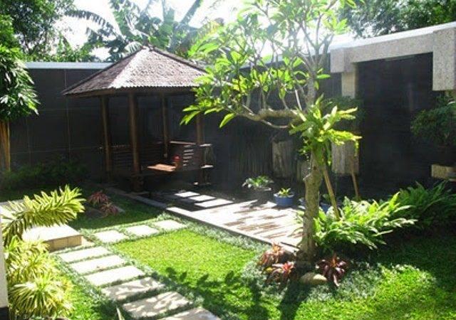 Tropical Garden Design Plans Minimalist