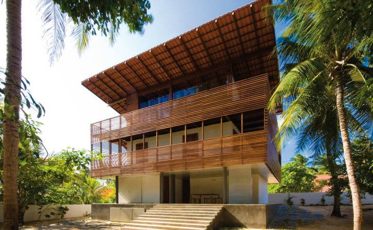 Tropical House Camarim Architects Nic Olshiati