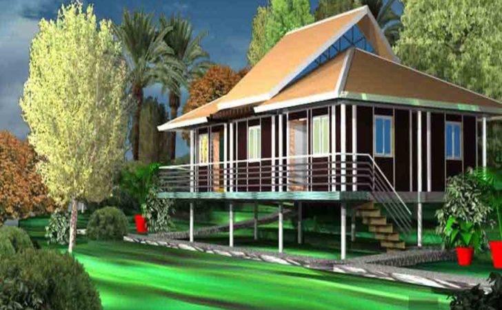 Tropical House Design Minimalist Homes