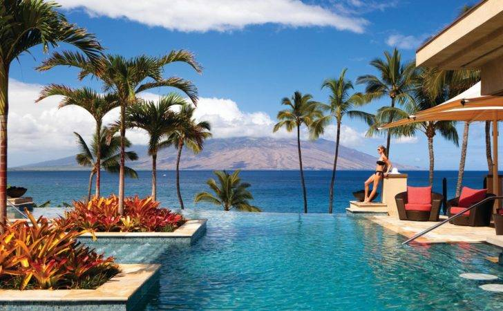 Tropical Infinity Pool Everything One Board Pinterest