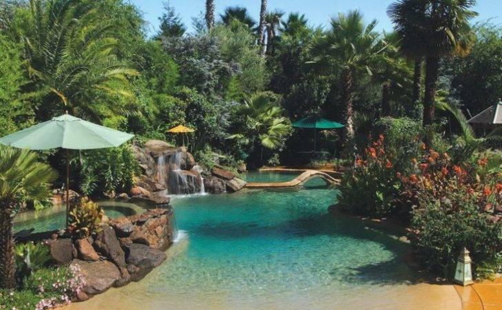 Tropical Pool Pinterest Spa Swiming