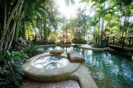 Tropical Pool Spas