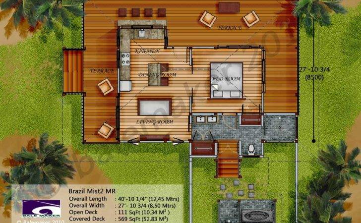 Tropics House Plans Home Design Style