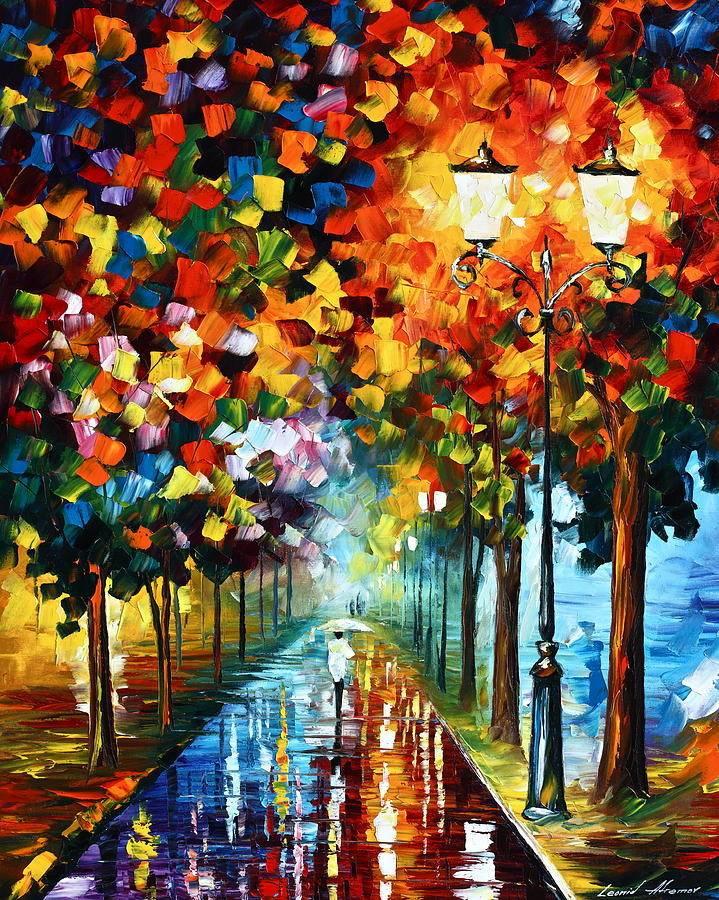 True Colors Painting Leonid Afremov