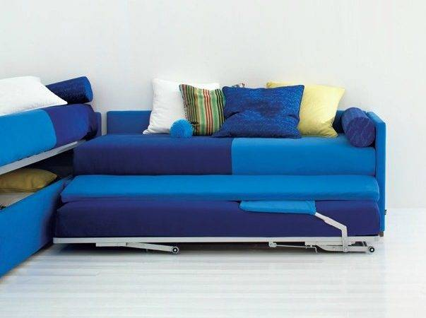 Trundle Single Bed Max Twils