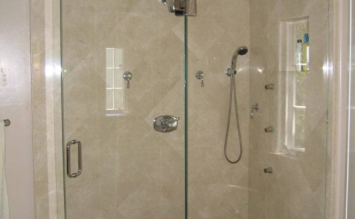 Tub Doors Shower Enclosures Glass Door Hinged Frameless