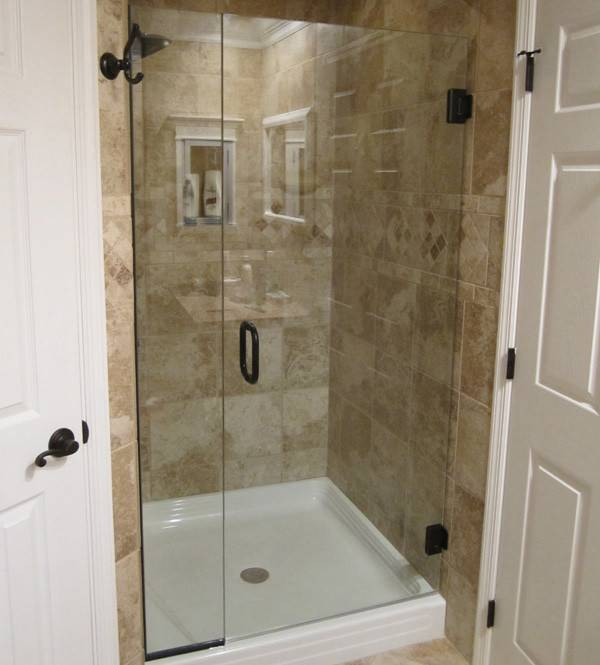 Tub Shower Doors Trackless Cape Coral
