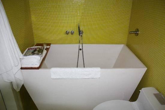 Tub Soak Soaking Bathtubs Small Spaces Deep