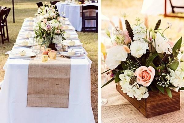 Tulip Design Studio Country Chic Wedding Planning Pinterest