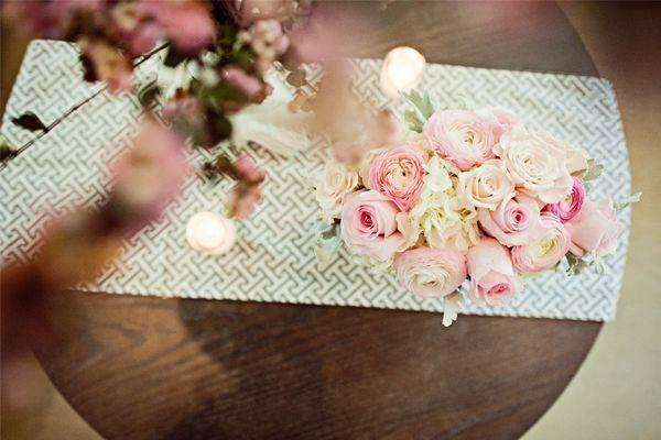 Tulip Design Studio Pink Grey Weddings Pinterest