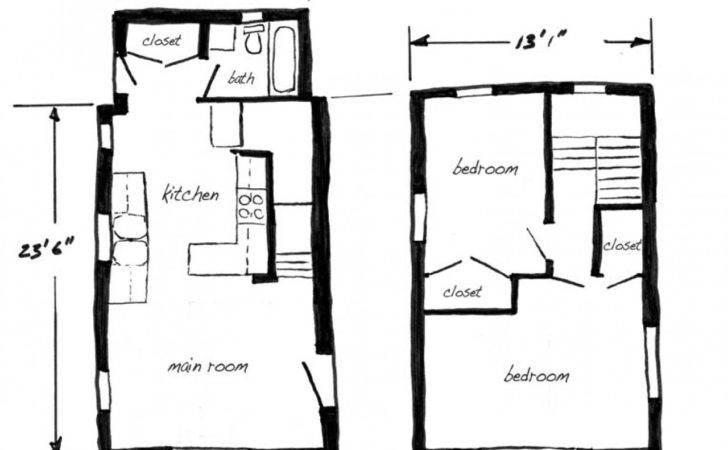Tumbleweed Tiny House Floor Plans