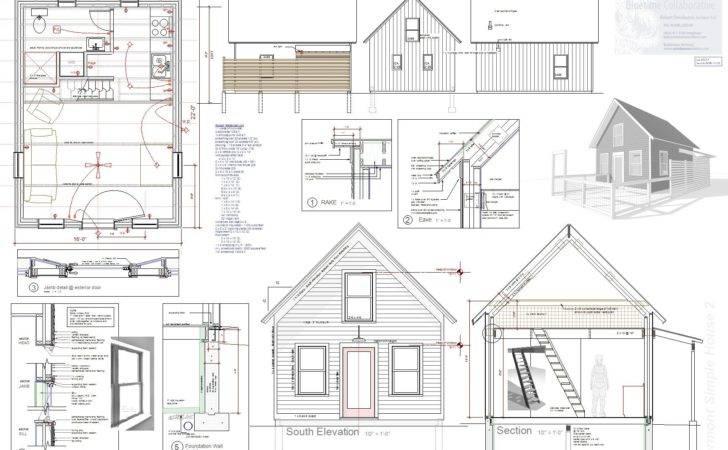 Tumbleweed Tiny Houses Company Plans House