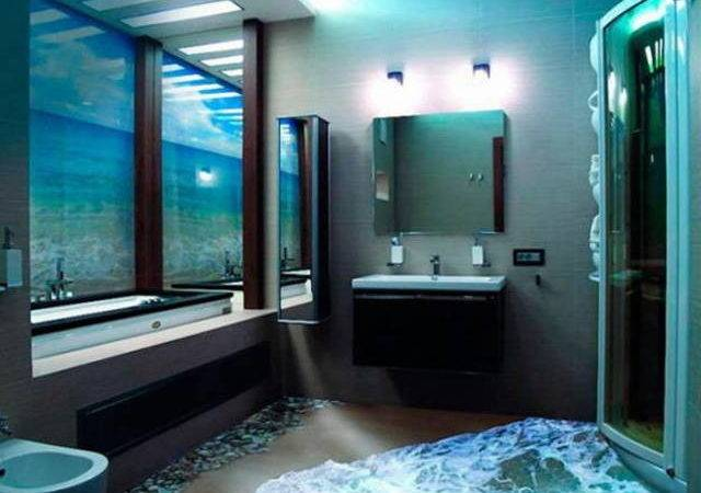 Turn Any Room Into Stunning Work Art Epoxy Flooring