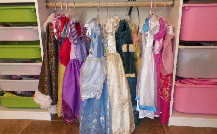 Turn Ikea Storage Units Into Dress Clothes Area